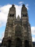 katedrála v Tours