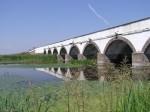 nejstarší kamenný most Maďarska