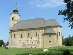 1000 let starý kostel ve Feldebrő