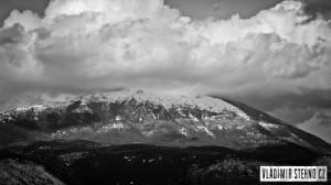 Monte Cairo (1 669 m) Apeniny