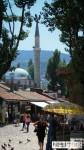 Sarajevo-náměstí Baščaršija