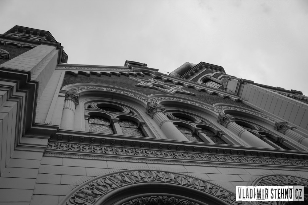 Velká synagoga, Plzeň, 22.09.2014